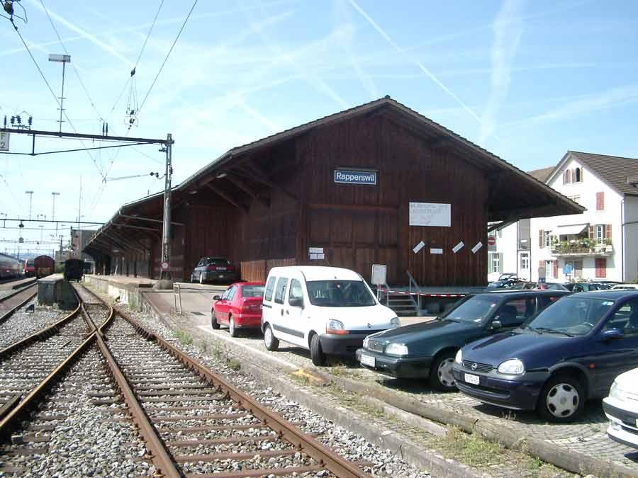 Bahnhof Rapperswil